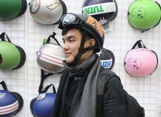 bán mũ bảo hiểm thời trang đạt chuẩn